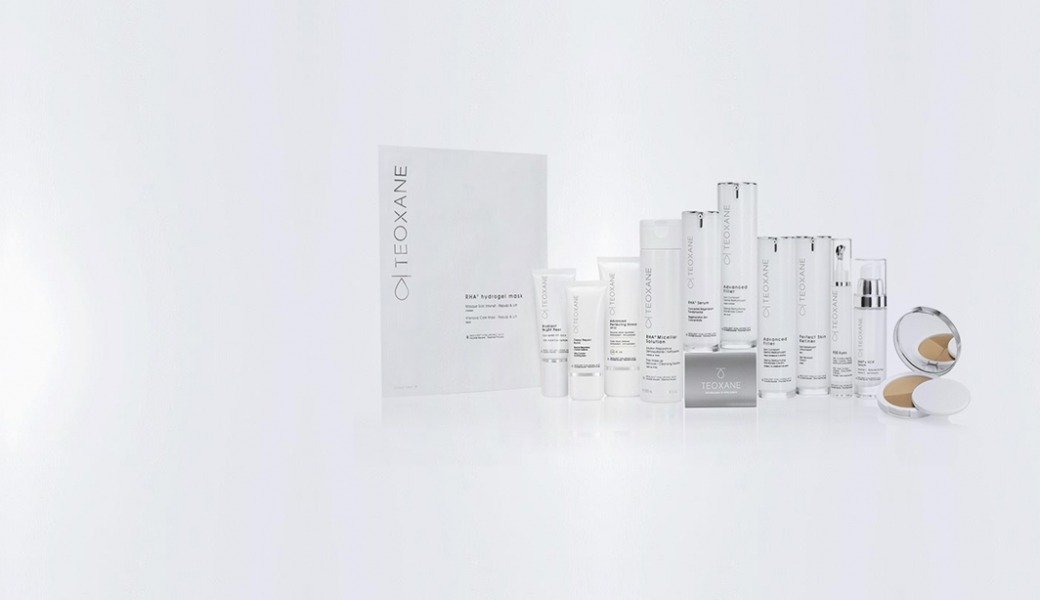 Our innovative cosmeceuticals skincare line is perfectly adapted for and complementary to advanced aesthetic procedures
